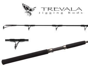 Shimano Trevala 6' Heavy Jigging Spinning Rod TVS60H