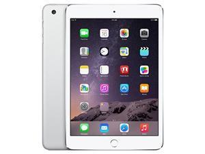Apple iPad mini 3 MGNV2LL/A (16GB, Wi-Fi, Silver)