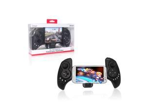 New iPega 4th Generation Wireless Bluetooth Game Controller Gamepad For Android IOS PC Pad iPhone4 4S iPhone5 5S iPod iPad Samsung HTC Used 5 to 10 inch wide/long Phone