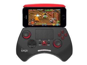 New touch iPega PG-9028 Wireless Controller For iPhone iPad Samsung Android IOS Black+red
