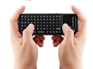 iPazzPort android mini keyboard bluetooth touchpad for smart tv laptop and tablet pc