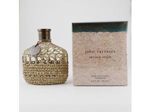 John Varvatos Artisan Acqua - 4.2 oz EDT Spray (Limited Edition)