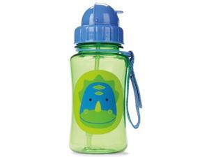 Dino Zoo Straw Bottle