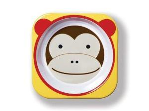 Skip Hop Zoo Monkey Bowl