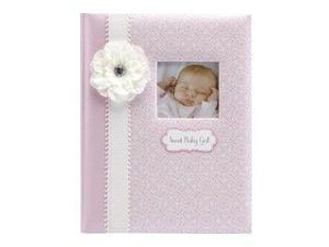 CR Gibson 5 Year Loose Leaf Baby Memory Book