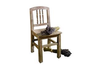 Decorative Antique Chair for Indoor or Patio
