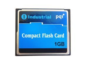 1GB PQI Industrial Temperature Range CompactFlash Card AC46 (With Samsung SLC Flash)