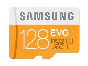 Samsung MicroSD EVO 48MB/S 128GB SDHC UHS-I With SD Adapter
