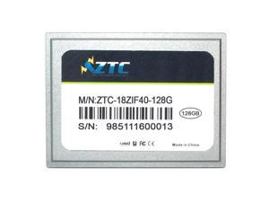 128GB ZTC Cyclone 40-pin ZIF 1.8-inch PATA SSD Enhanced Solid State Drive - ZTC-18ZIF40-128G