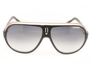 NEW Carrera SPEEDWAY KEE/UW Sunglasses Authentic Black Orange Mirror AVIATOR