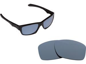 New SEEK Replacement Lenses for Oakley Sunglasses JUPITER SQUARED Silver Mirror