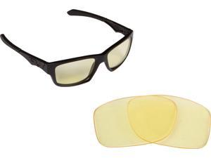 New SEEK Replacement Lenses for Oakley Sunglasses JUPITER SQUARED Amber ON SALE
