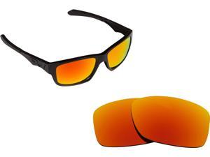 New SEEK Replacement Lenses for Oakley JUPITER SQUARED Radiant Yellow Mirror