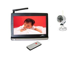 Baby Monitor 2.4GHz Digital 7 inch Security Camera Baby Monitor