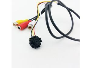 New HD Mini CCTV Audio IR Camera Security Surveillance Micro Camera 600TVL Night Vision Camera 8 LED Night