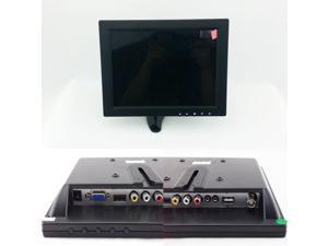 LCD CCTV Home Digital Monitor TFT Portable  AV/VGA/BNC/HDMI/USB Port