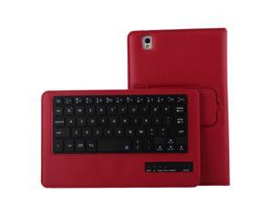 Stand Removable Wireless Bluetooth Keyboard PU Leather Case Cover + Film + Stylus For Samsung Galaxy Tab Pro 8.4 SM-T320 T320