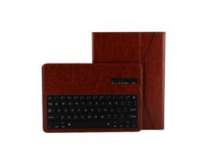"Wireless Bluetooth Detachable Keyboard Leather Case Cover Bag For SAMSUNG GALAXY Note 10.1"" P600 10.1inch+ Film + Stylus"