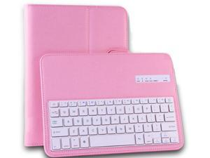 Removable (Detachable) Bluetooth Keyboard Leather Case Cover for Samsung Galaxy Note 10.1 2014 Edition P601 P600