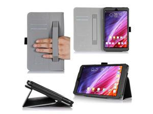 "Hand Strap PU Leather Case Cover For Asus MeMO Pad 8 ME181C 8.0"" Tablet Card Wallet"