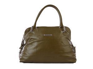 Marc Jacobs women's leather shoulder bag original rio green
