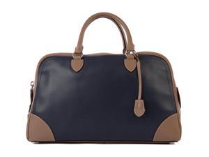 Marc Jacobs women's leather handbag shopping bag purse the venetia blu