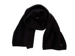 Fendi women's wool scarf  black
