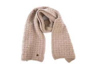 Fendi women's wool scarf  beige