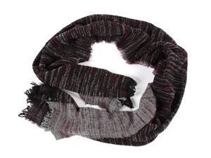 Iceberg men's wool scarf  bordeaux