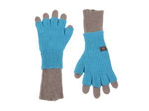 Iceberg men's wool gloves  blu