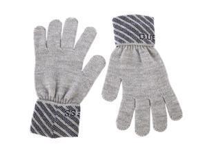 Guess men's gloves  grey