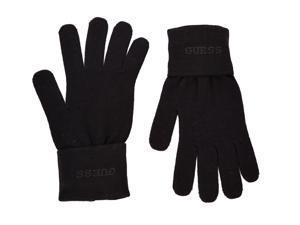 Guess men's gloves  black