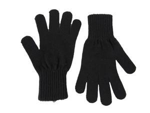 Calvin Klein men's wool gloves  black