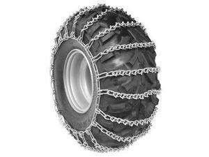 PEERLESS 1064356 Tire Chain, ATV V-BAR, 2 Link, PR