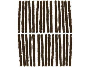 SLIME 20141 Brown Tire Repair Strings,30 Pc.