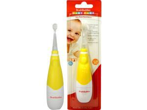 Brush BuddiesMy First Soniclean- Perfect Toothbrush for Teething Toddlers, relieves discomfort by massaaging the gums