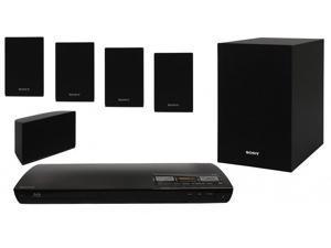 Sony 300 Watt 5.1 Channel 3D Blu Ray DVD Home Theater NetFlix YouTube BDV-E190