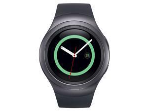 Samsung Gear S2 SM-R7200ZKAXAR Bluetooth Smartwatch (Dark Gray)