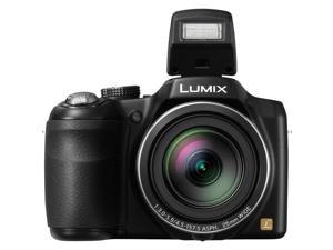 Panasonic Lumix LZ30 16.1MP Digital Camera with 35x Optical Image Stabilized Zoom and 3-Inch LCD (Black)