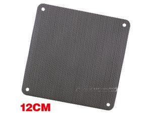 5PCS X 120mm/4.72inch  PVC Dustproof Cover Dust Filter for PC Cooling Chassis Fan