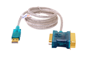 DTECH DT-5008 USB to Parallel Cable-(USB to DB25 parallel port + CN36 pin IEEE1284 parallel port, dual-port printer cable)