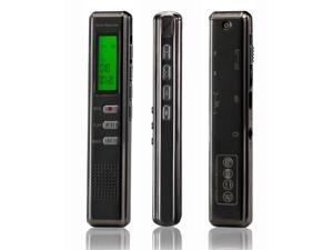 Toptekits Digital Voice Recorder ,Voice Activated Recording, Metal Design,One Button Recording One Button Playing( 4GB)