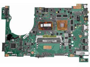 60NB0230-MBB110 Asus Q550LF Laptop Motherboard w/ Intel i7-4500U CPU