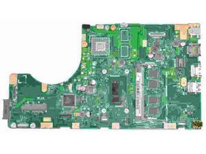 60NB0590-MB1610 Asus R554L Laptop Motherboard w/ Intel i3-4030U 1.9Ghz CPU