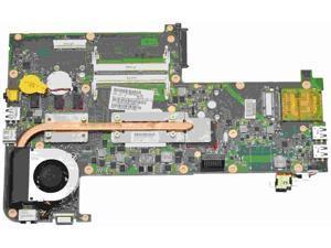 611491-001 HP TouchSmart TM2 Intel laptop Motherboard w/ i5 430UM 1.2GHz CPU