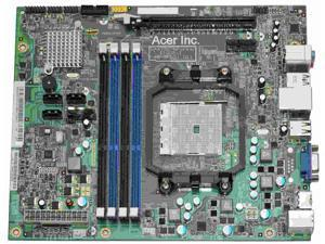 MB.SHK01.001 Acer Aspire X3470 AMD Desktop Motherboard FM1