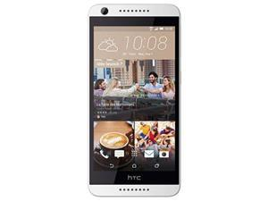 "HTC Desire 626 16GB 5.0"" 13MP 2GB RAM 4G GSM Unlocked Android Smartphone (White)"