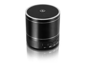 Aluratek ABS03F-R Portable Bluetooth Wireless Speaker / Speakerphone with Built-In Battery (Refurbished)