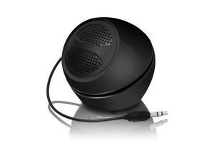 Aluratek APS01F-R BUMP 3.5mm Portable Mini Speaker with Built-in Lithium-ion Battery (Refurbished)