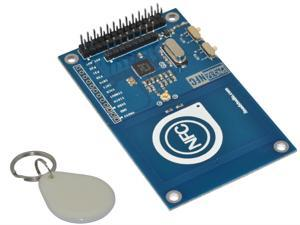 13.56MHz Arduino PN532 On-board Antenna NFC / RFID Reader Writer Shield Breakout Board with Smart Card for Arduino